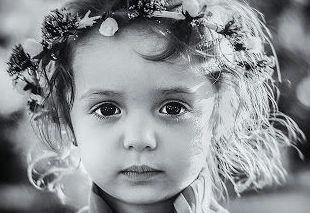 niña guapa