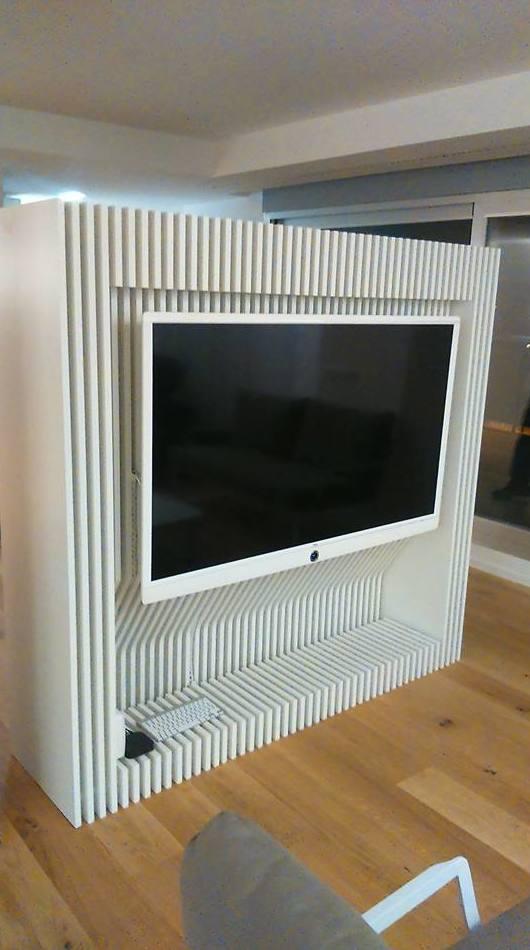 Muebles de diseño en madera