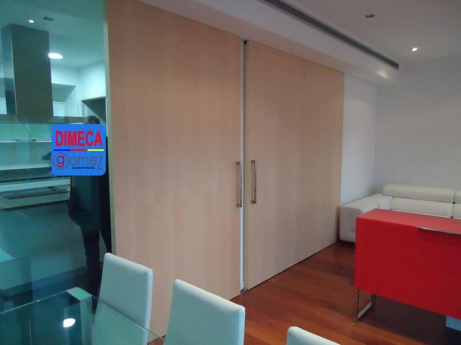 Puertas de madera para oficinas