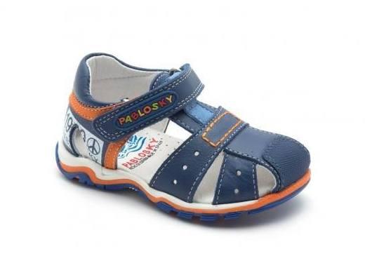 Sandalias para niños Pablosky en Arteixo