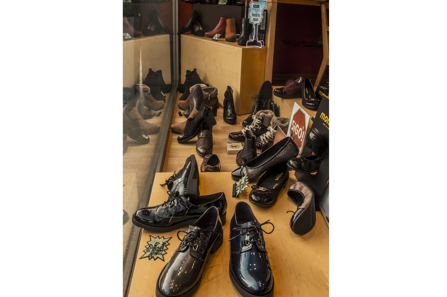 Zapatos elegantes para caballero en Arteixo