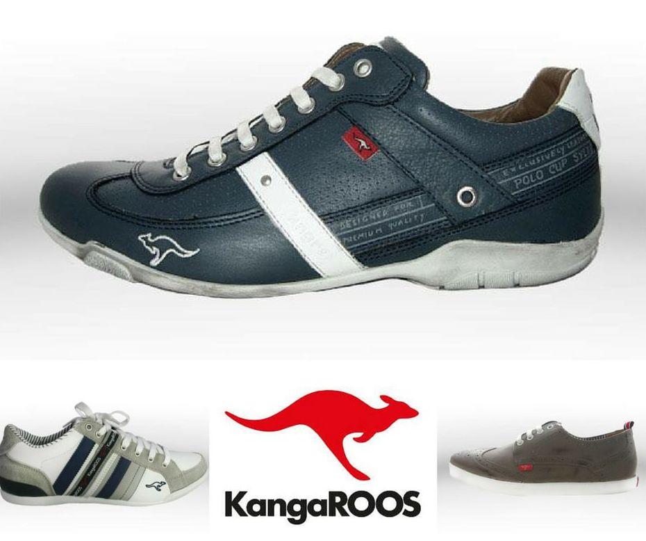 Gran variedad de zapatillas deportivas Kangaroos en Arteixo
