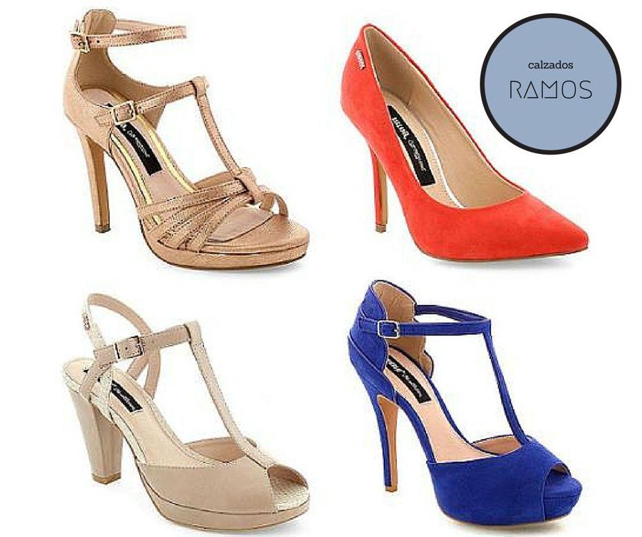 Zapatos de fiesta en Arteixo