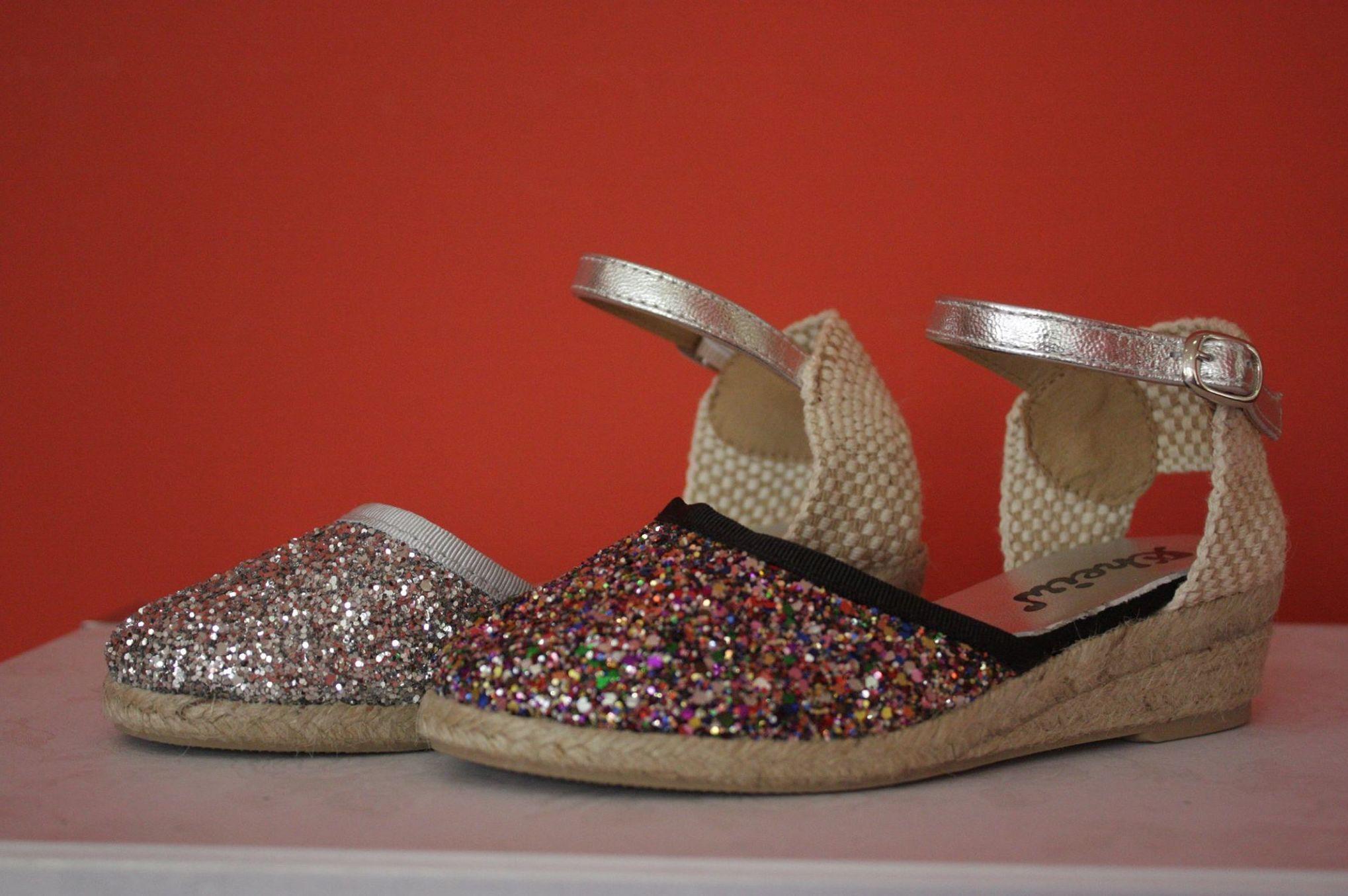 Sandalias de señoras en Arteixo