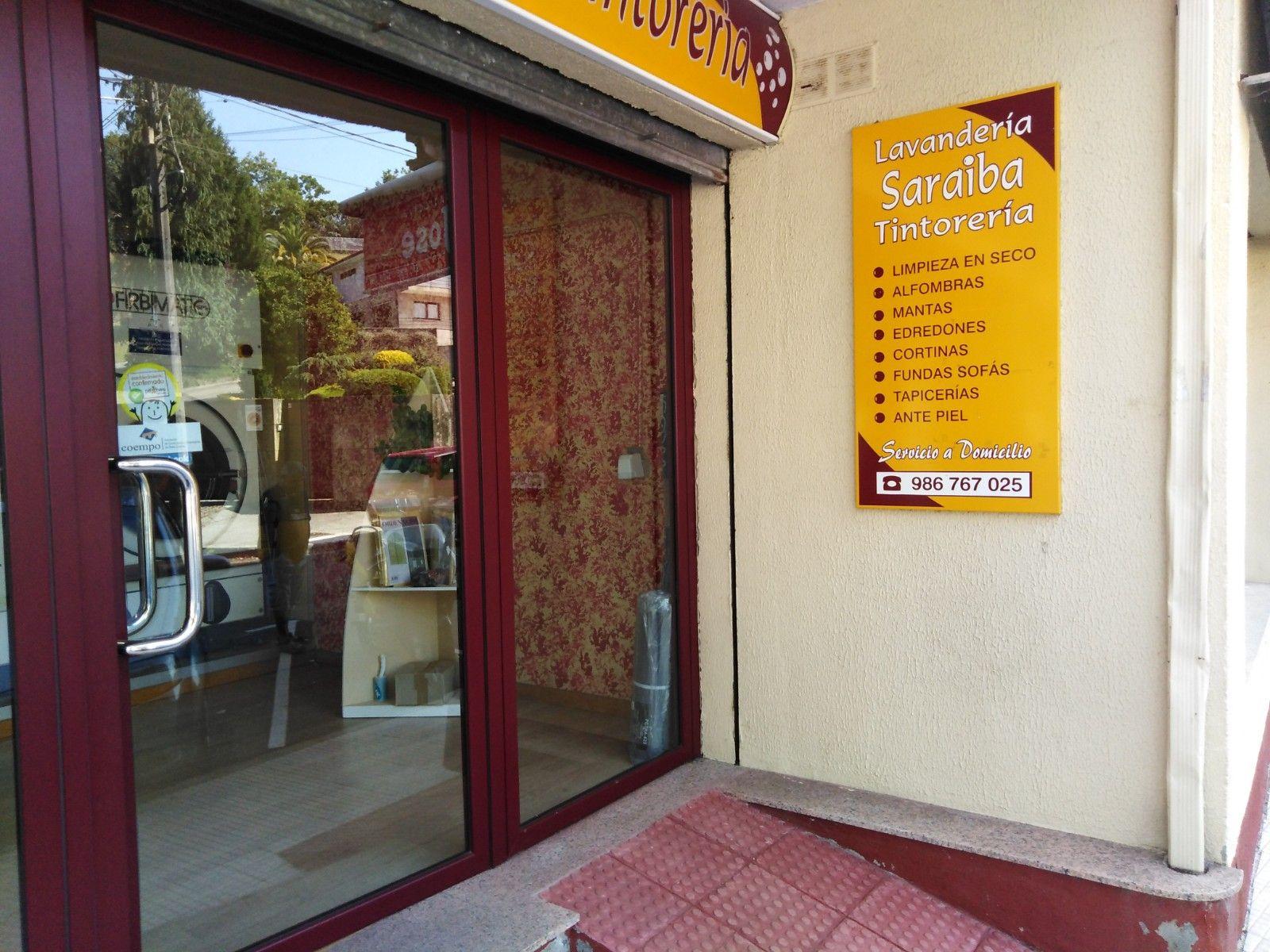 Tintorería a domicilio en Pontevedra