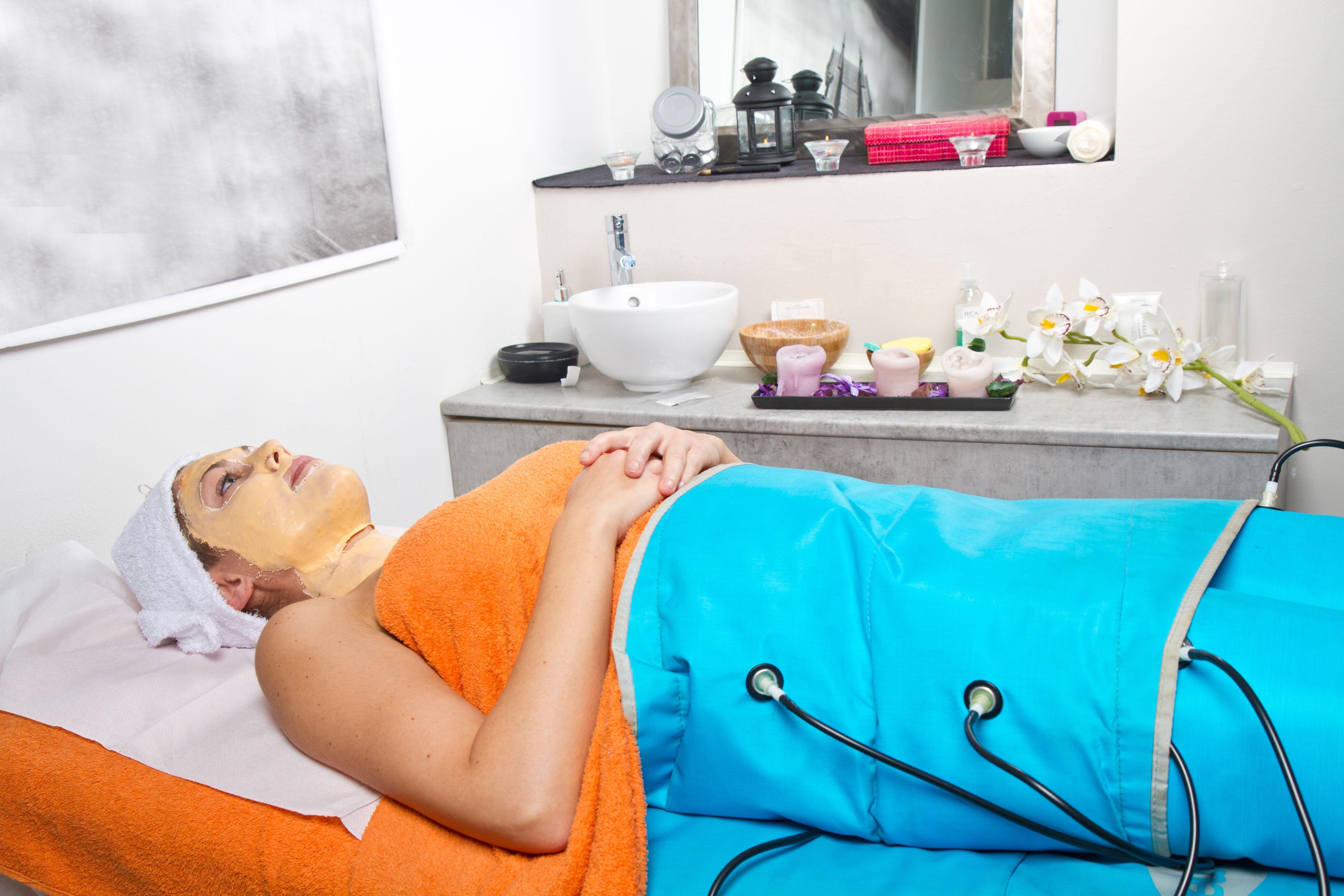 Presoterapia: Nuestros servicios de Estética Aloe