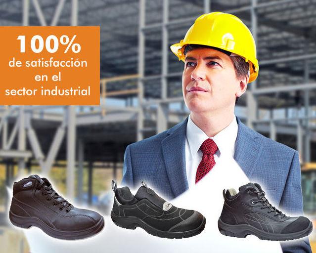 Calzado para el sector de la construcción