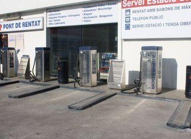 Foto 5 de Estaciones de servicio en Mollet del Vallès | Servei Estació Sant Jordi