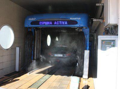 Lavado coches: Servicios de Servei Estació Sant Jordi