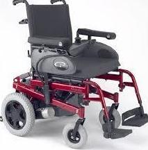 Baterías para sillas de ruedas eléctricas