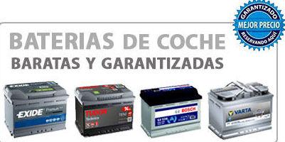 Foto 1 de Venta Baterías en Igualada | Baterías Trivan