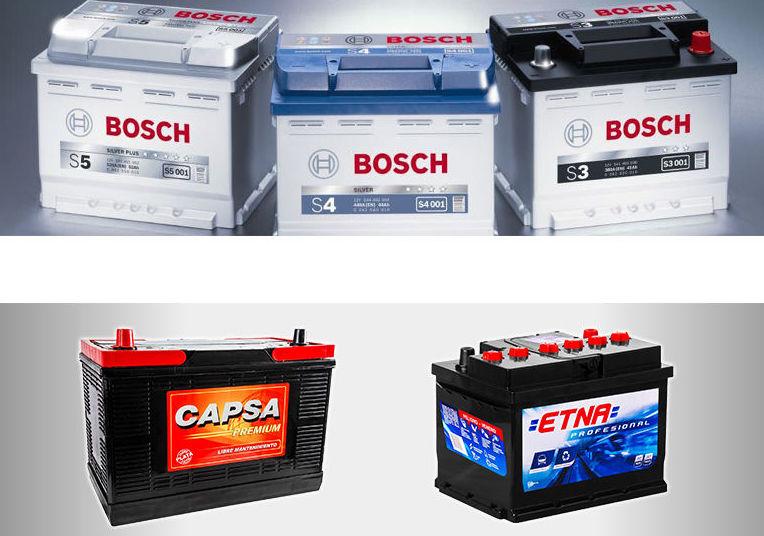 Marcas: Baterías de Baterías Trivan