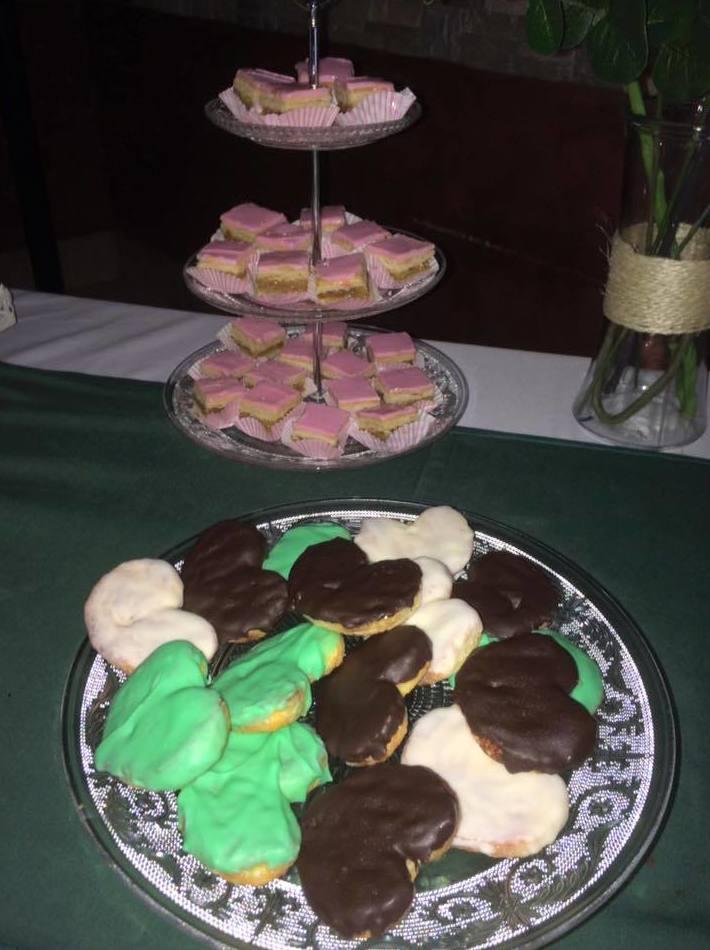 Pastas especiales para conmemoraciones
