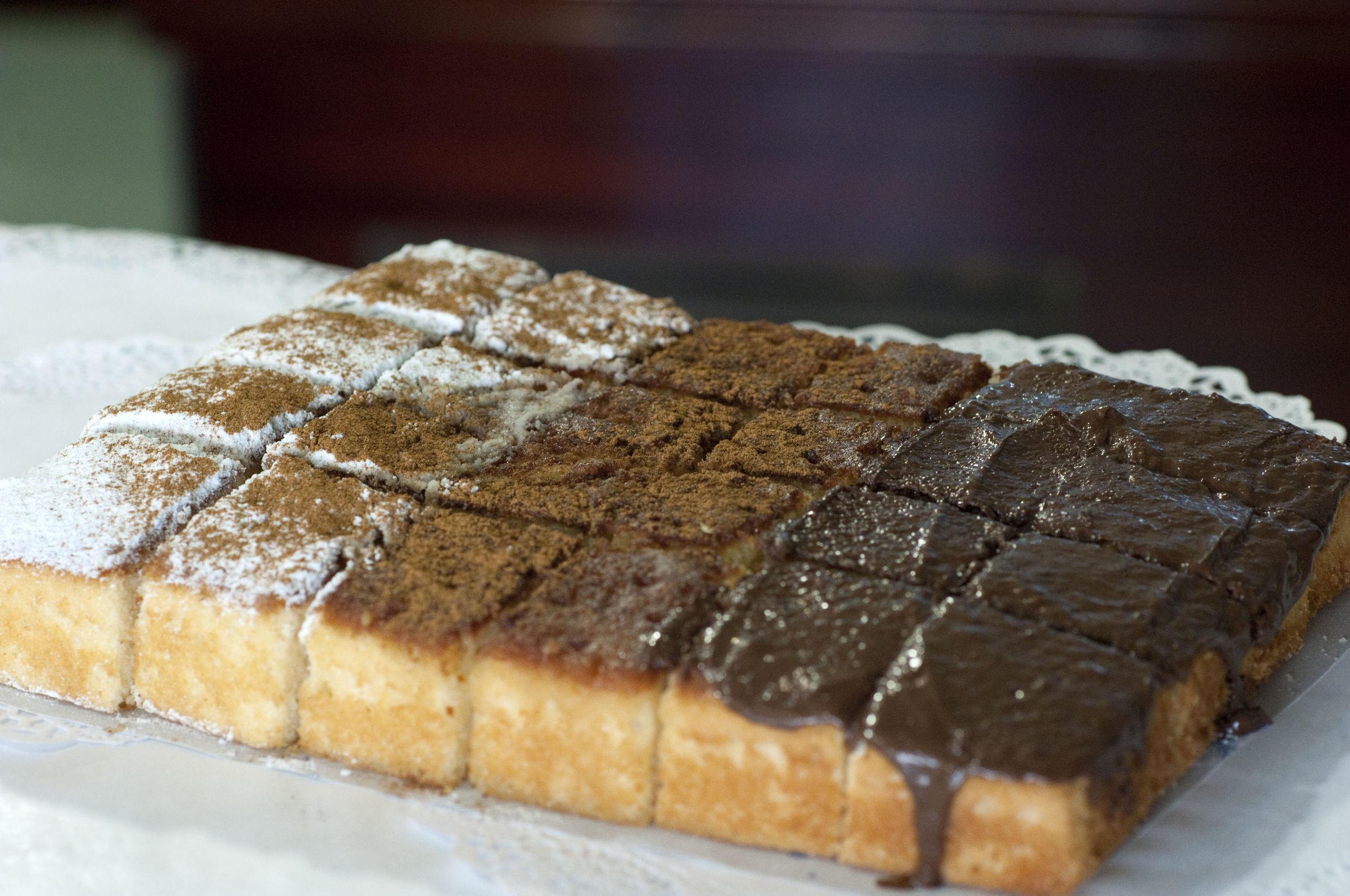 Pastelería artesanal en El Viso del Alcor (Sevilla)