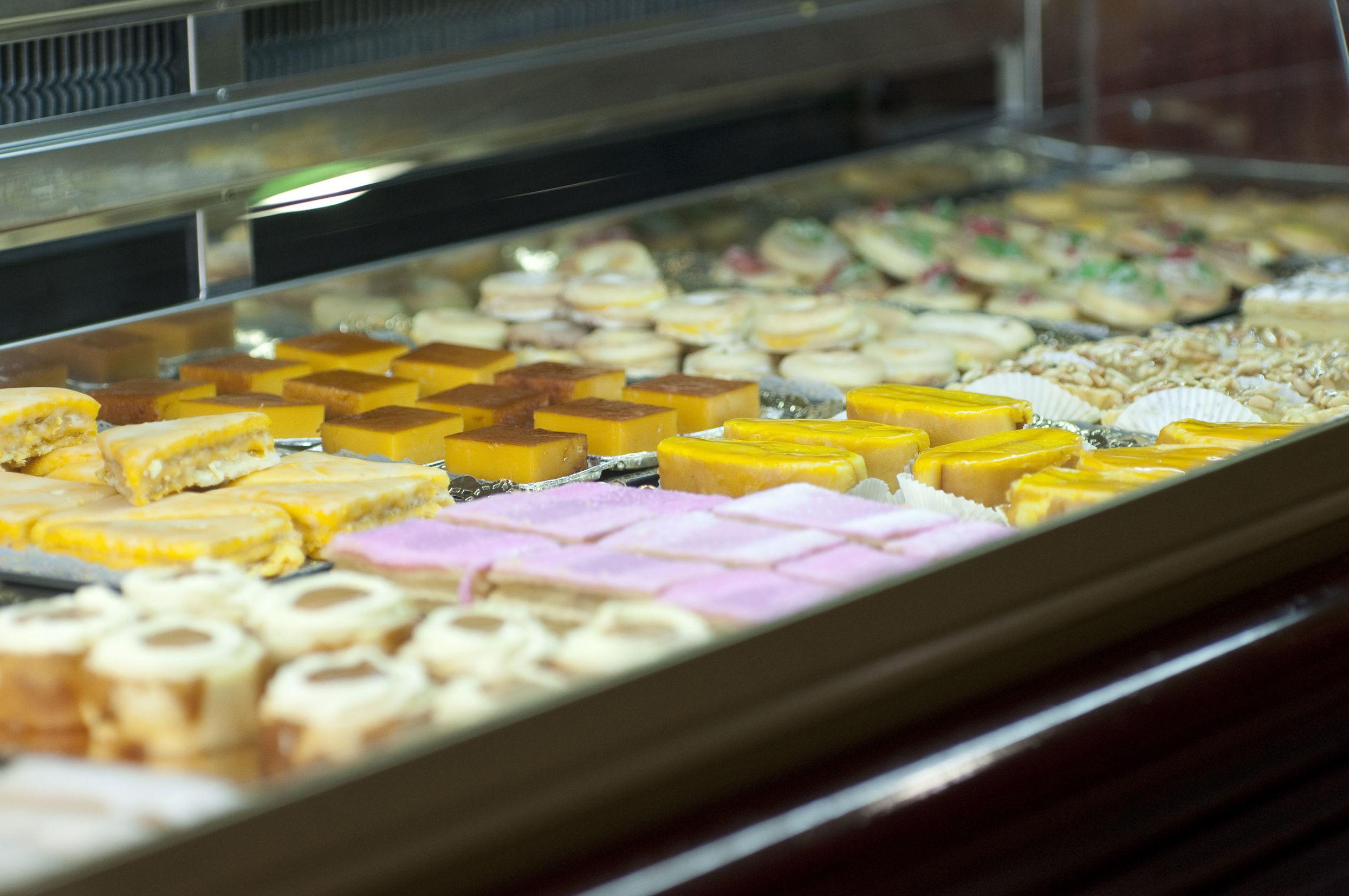 Pastelería en Sevilla