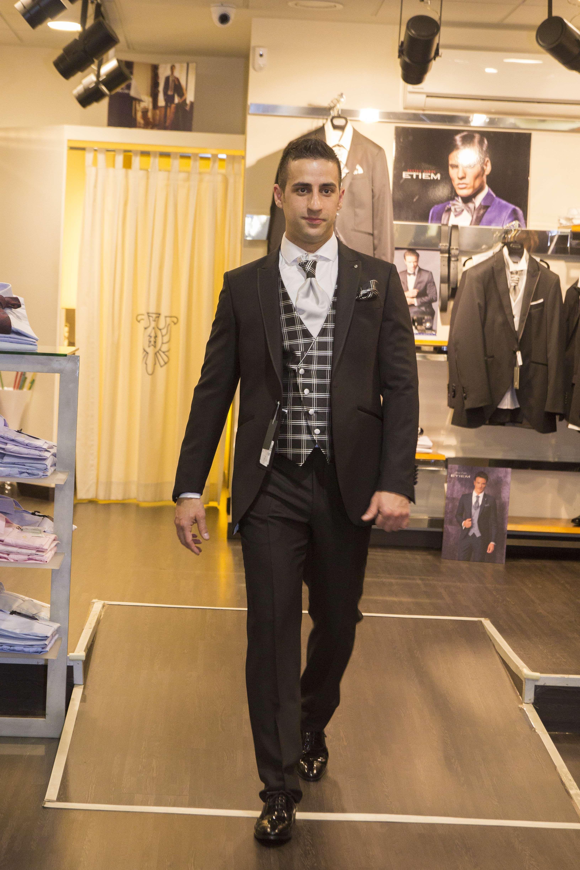 Tendencias en moda de caballero