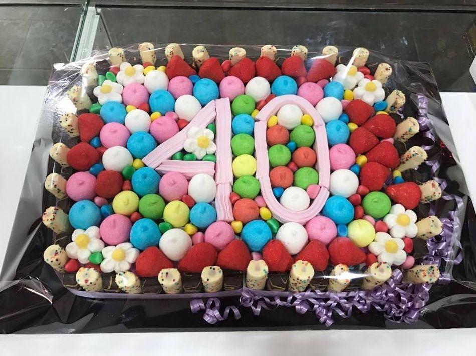 Tartas de cumpleaños en Redondela