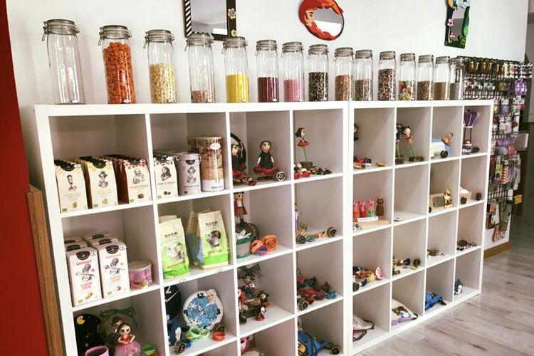 Productos para repostería creativa en Redondela