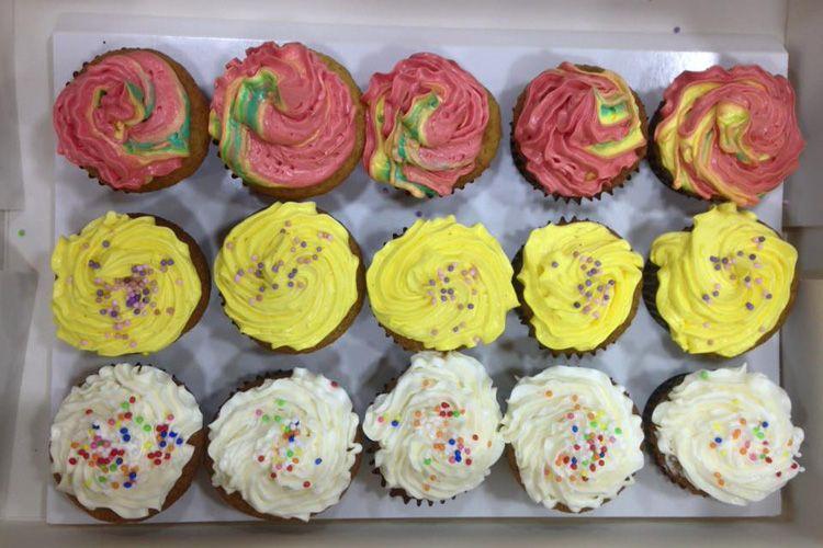 Cupcakes en Redondela