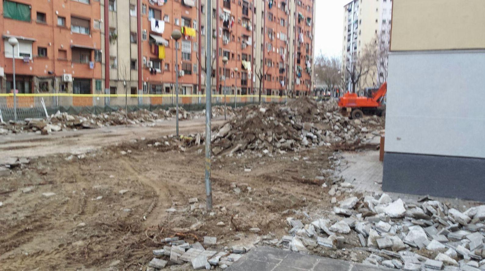 Movimientos de tierra y excavaciones