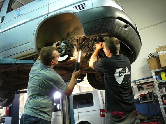 Taller ocupacional: Mecánica