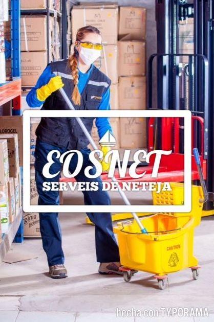 Foto 2 de Servicios de limpieza y mantenimiento en Barcelona en Gavà | Eosnet