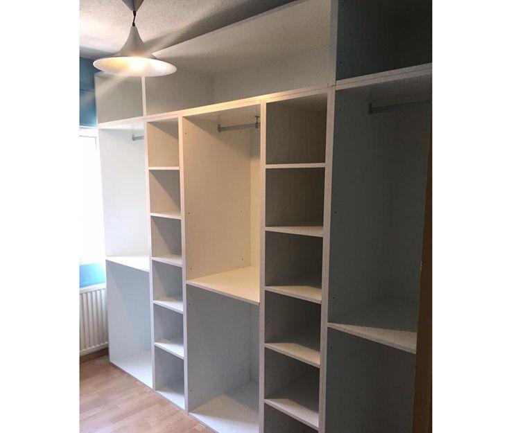 Revestimiento de interiores de armario