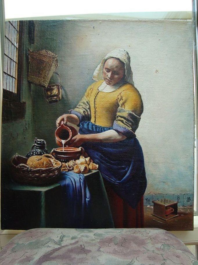 Reproducciones por encargo de pinturas clásicas Toledo
