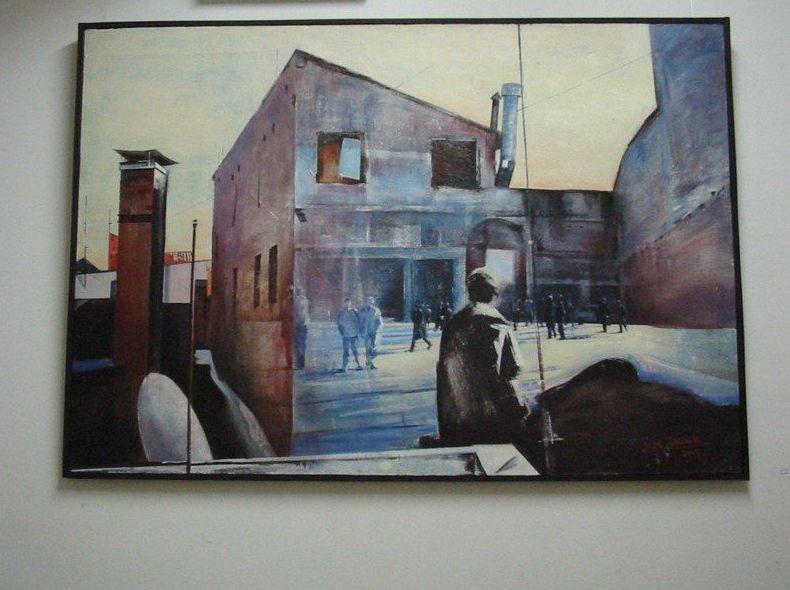 Taller escuela de artes plásticas en Toledo