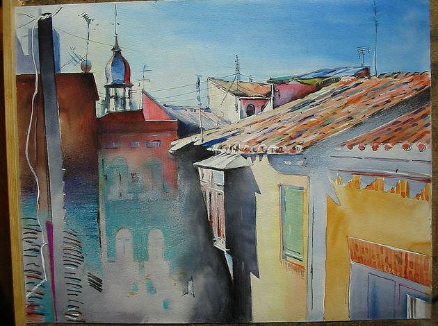 Clases de pintura  con un método de enseñanza dinámico y con grupos reducidos Toledo