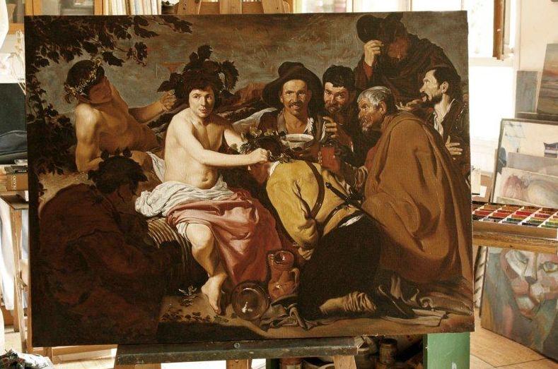 Taller José Ignacio Tenorio, clases de pintura en Toledo