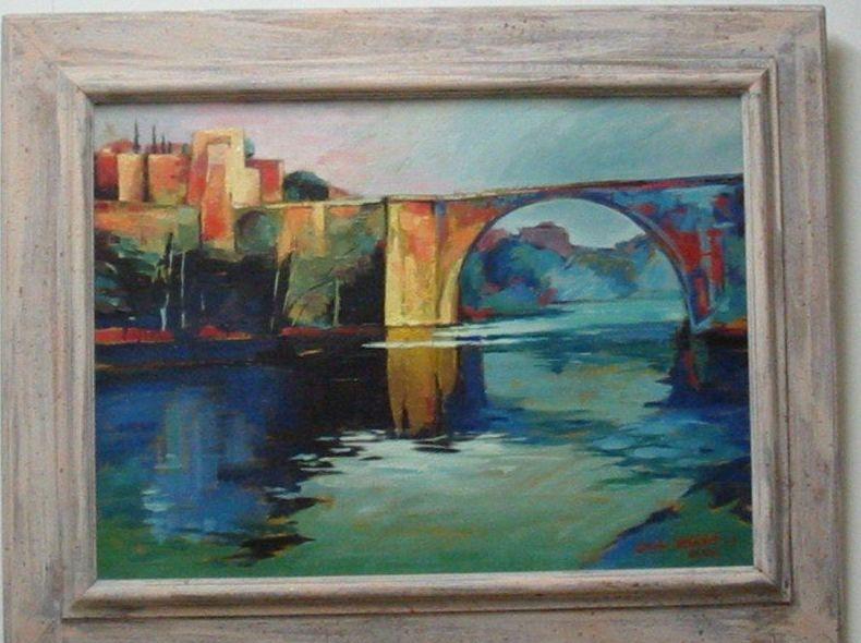 Cuadros originales y reproducciones de grandes obras de la pintura clásica Toledo
