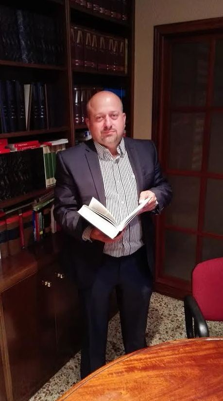 Jesús Rodriguez, abogado colaborador