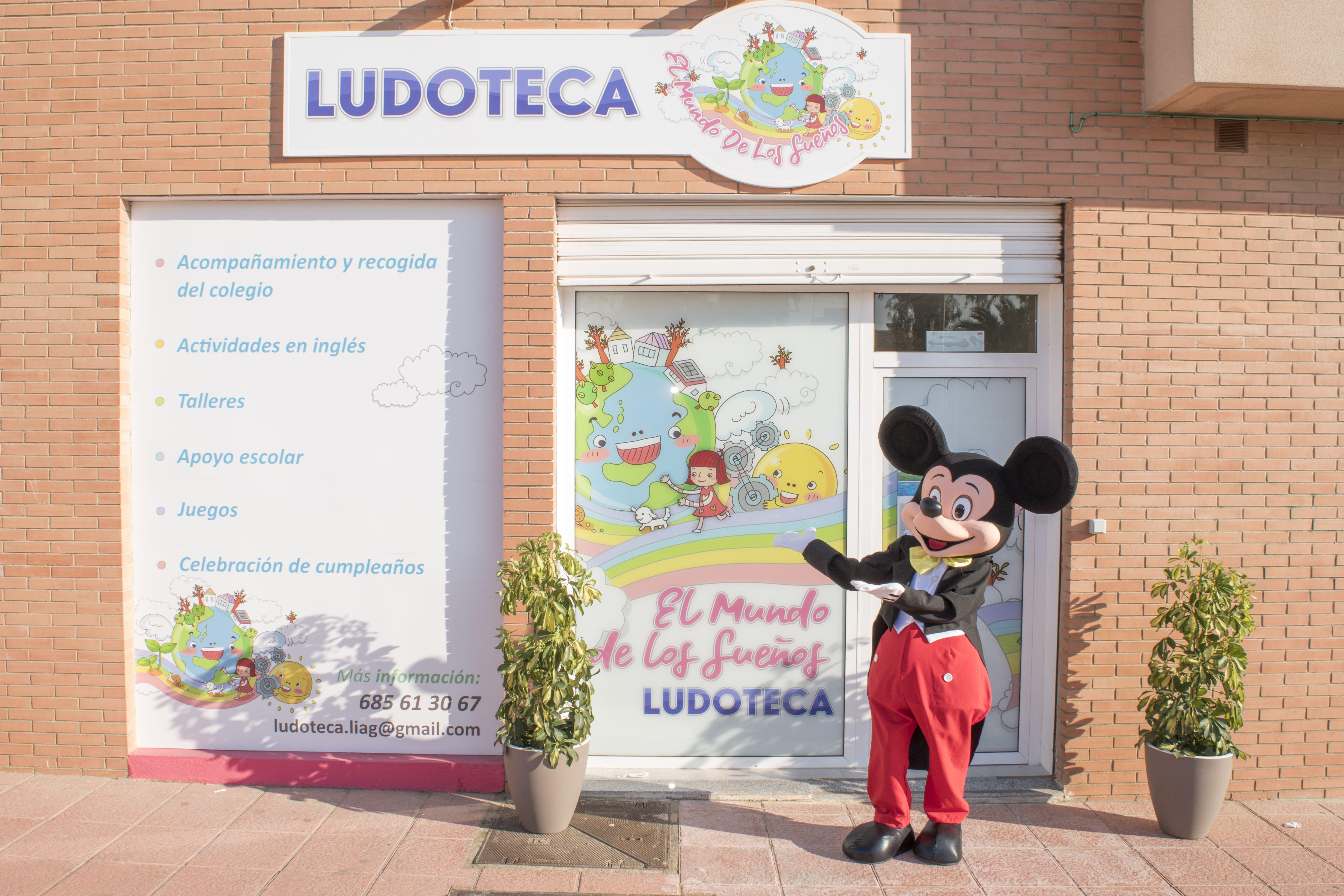 Ludoteca en Almería
