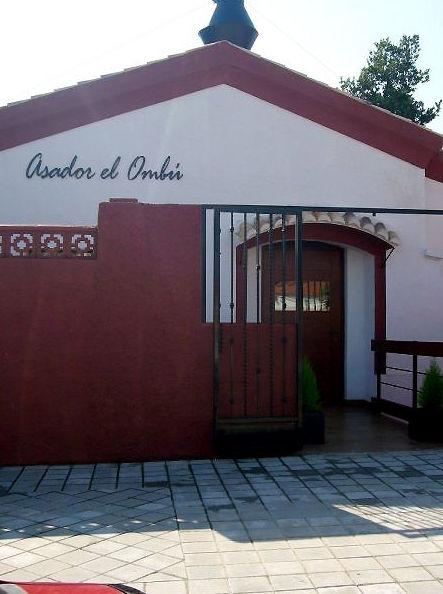 Asador el Ombú, Alicante