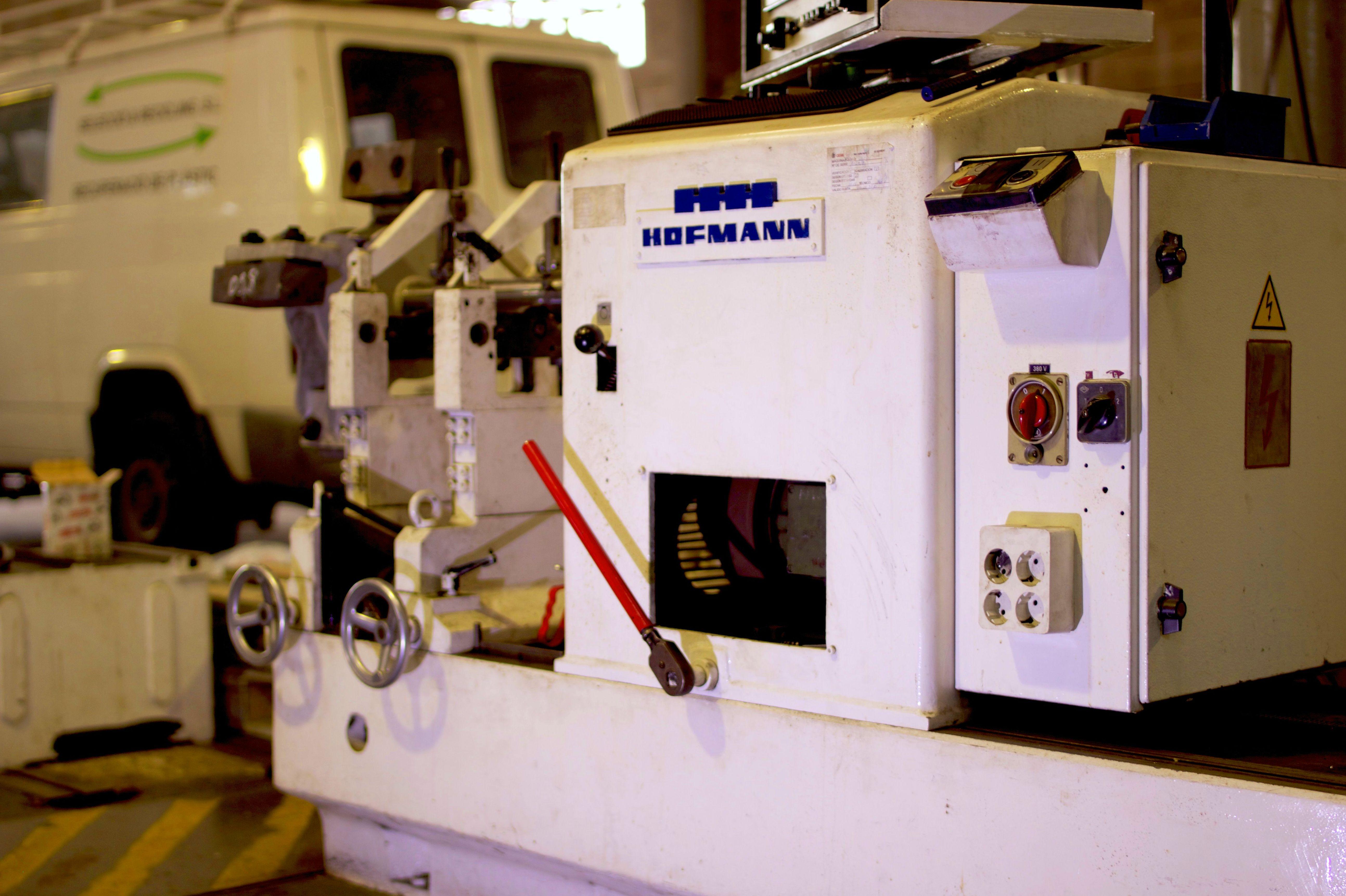 Foto 10 de Equilibrados industriales en  | EQUILIBRADOS  TÉCNICOS S.A.