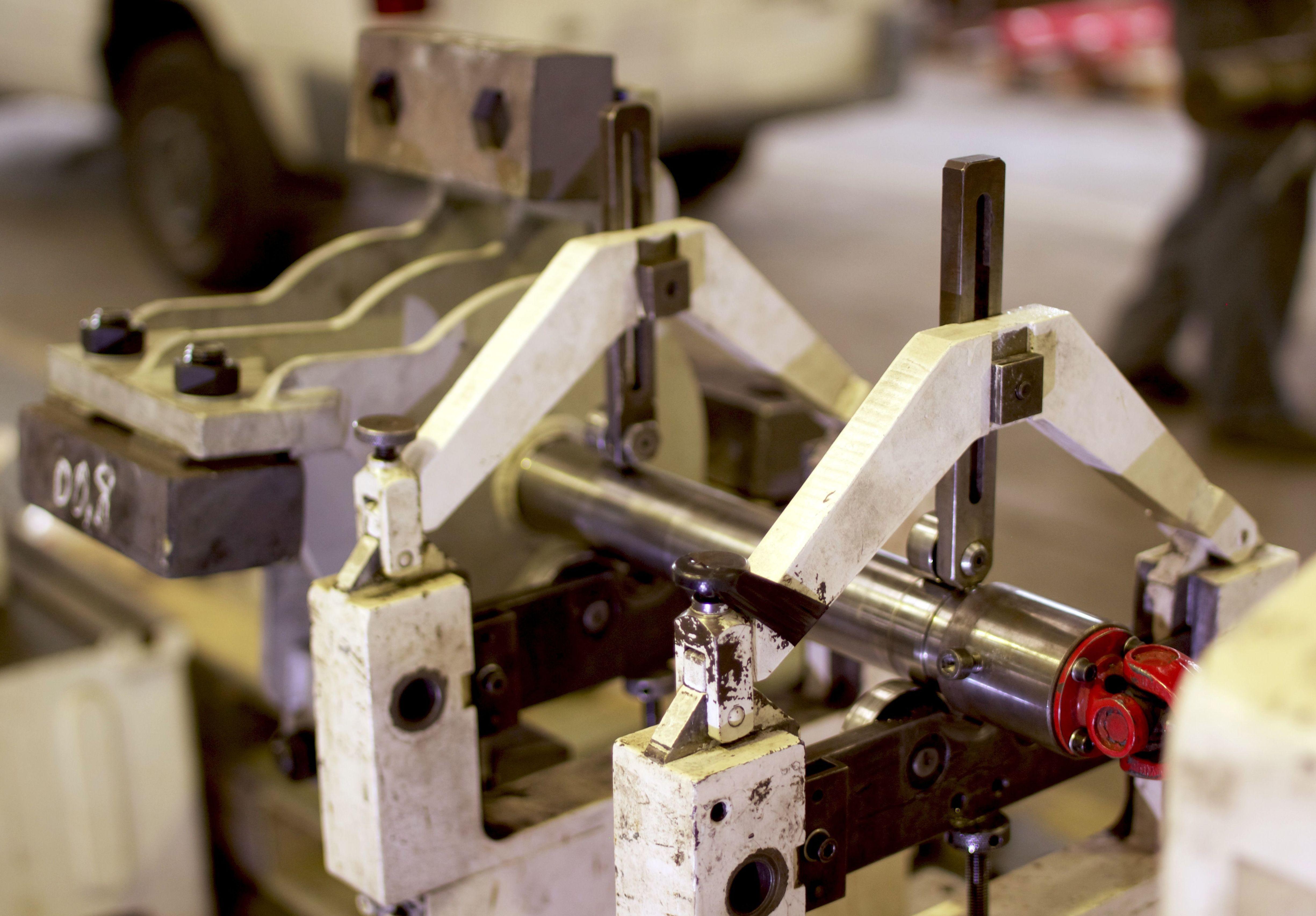 Foto 5 de Equilibrados industriales en  | EQUILIBRADOS  TÉCNICOS S.A.