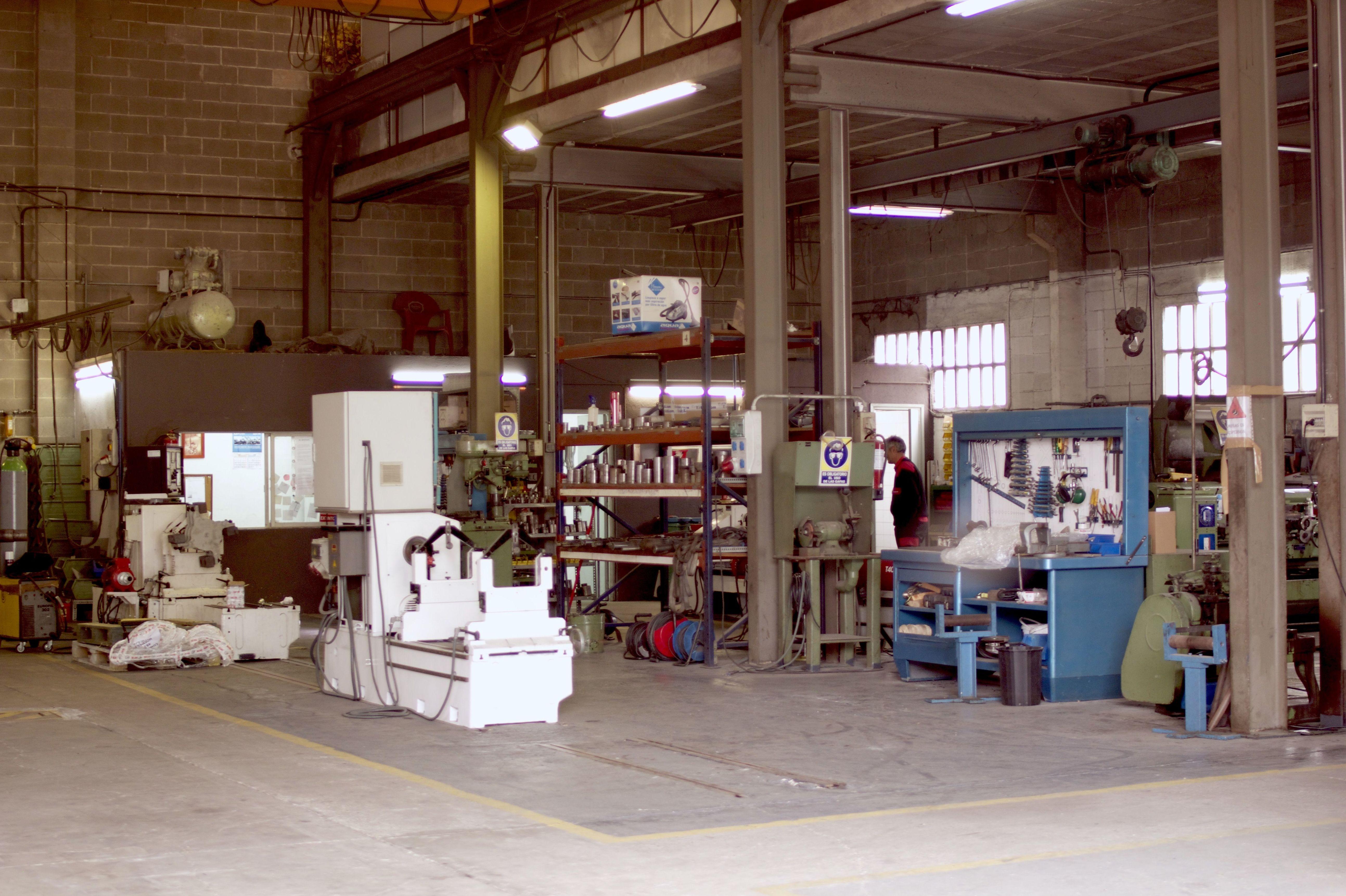 Foto 4 de Equilibrados industriales en  | EQUILIBRADOS  TÉCNICOS S.A.