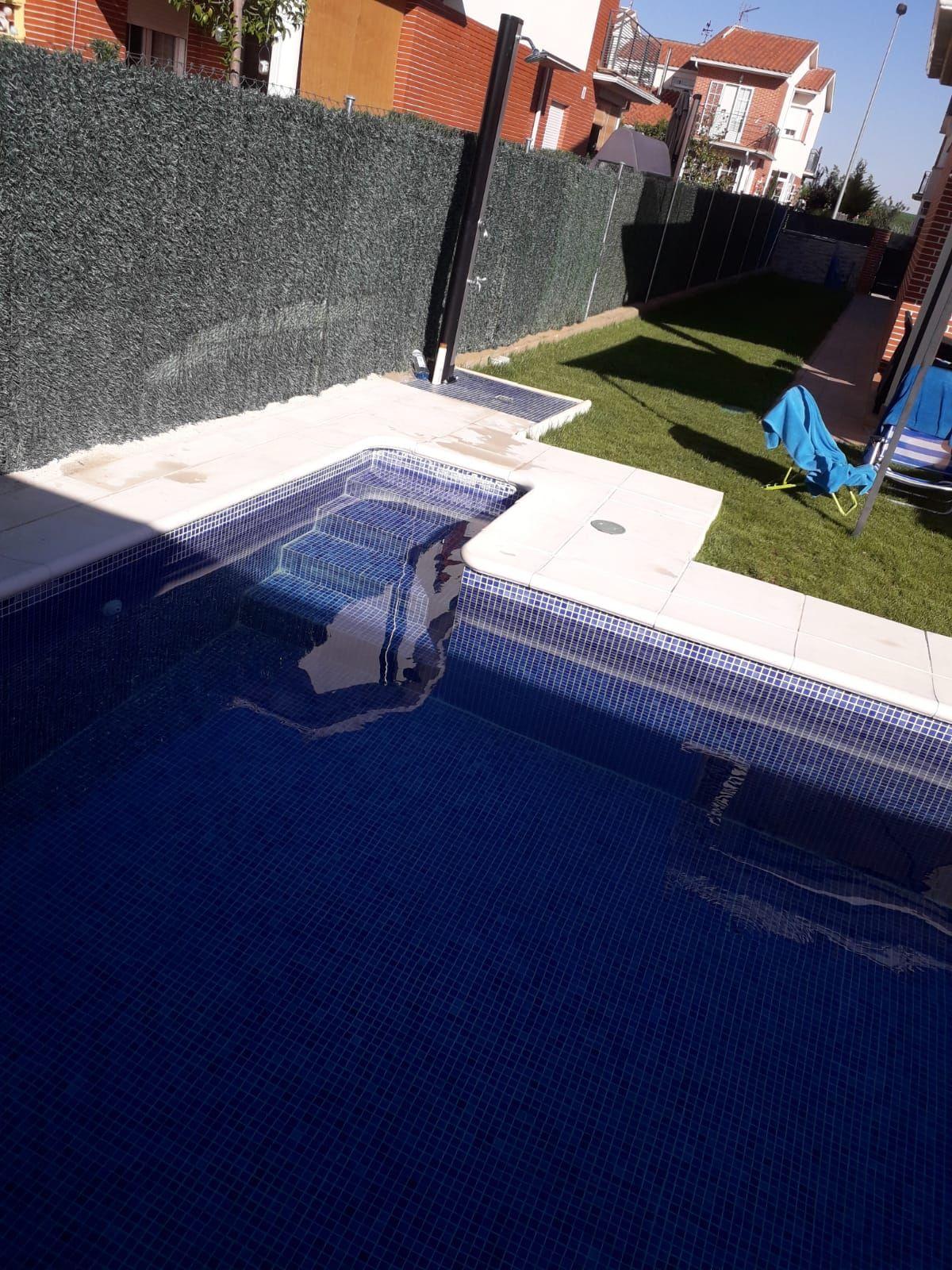 Reformas integrales de piscinas en Salamanca