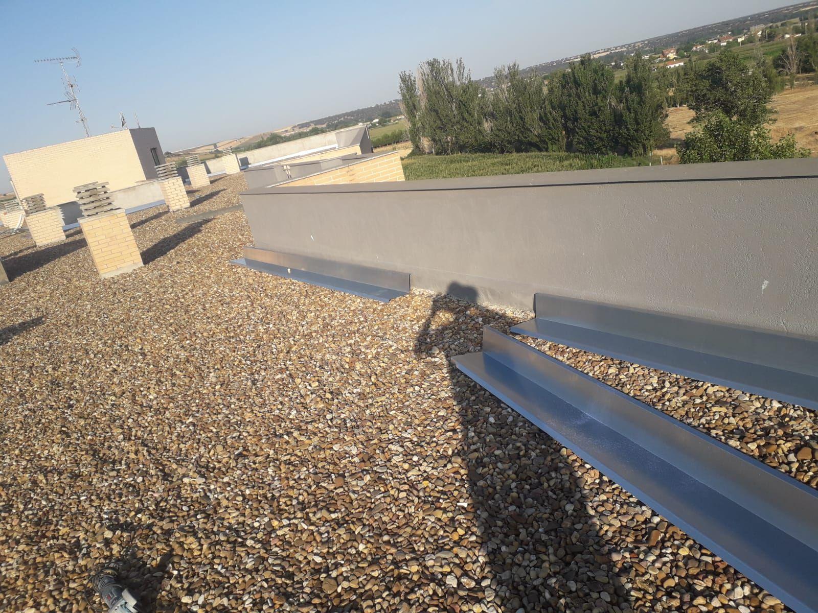 Reformas de tejados en Salamanca