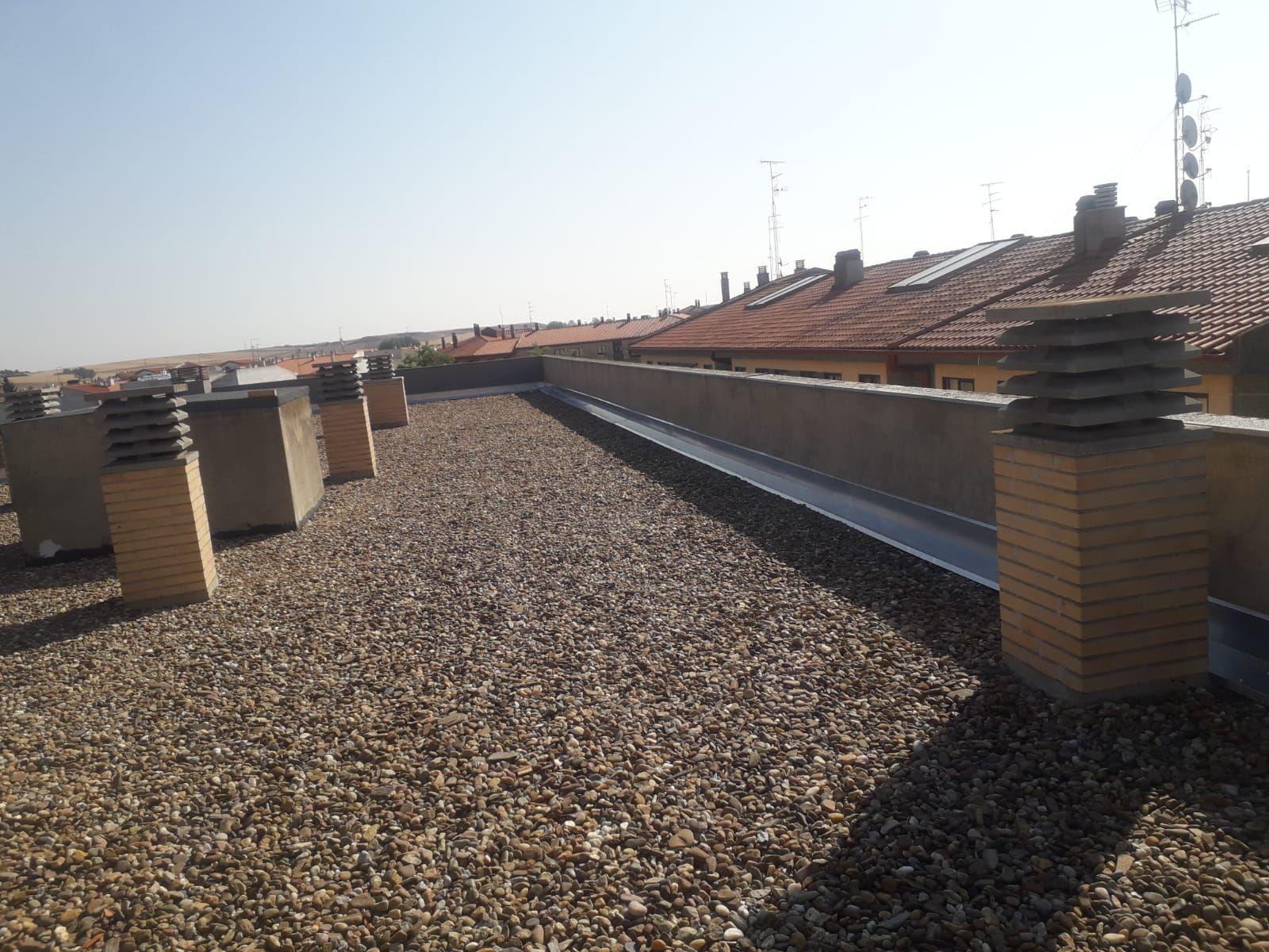 Reformas de techos y tejados en Salamanca