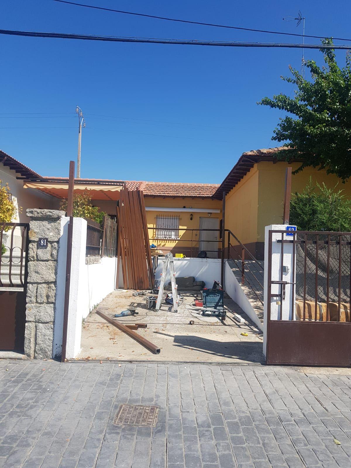 Reforma de fachadas enSalamanca