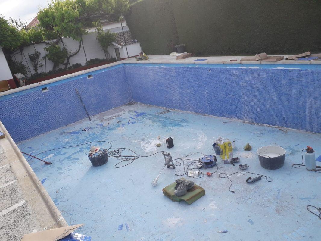 Reforma de piscinas en Salamanca