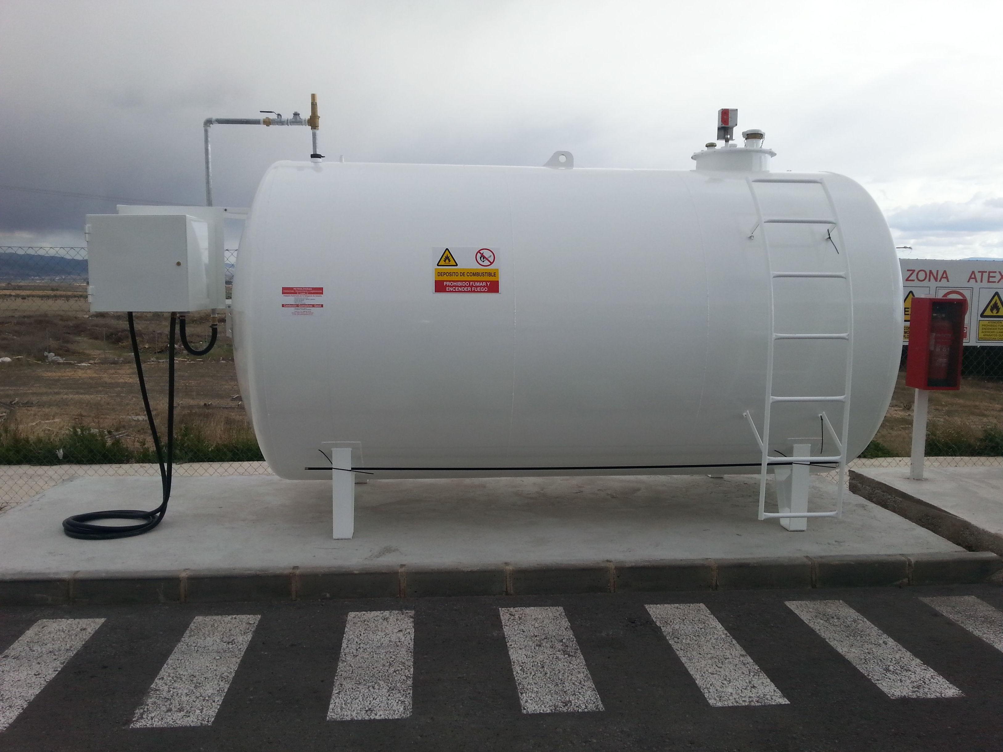 Foto 3 de Calderas en Mutxamel | Instalaciones Petroliferas Hnos. López