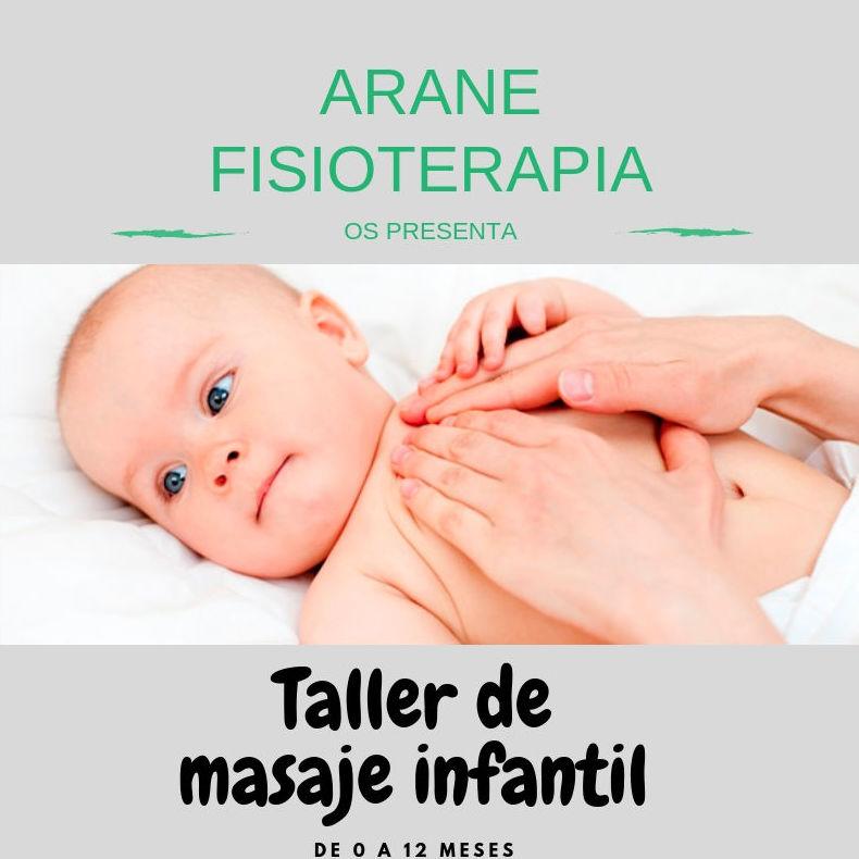Masaje infantil Arane Fisioterapia