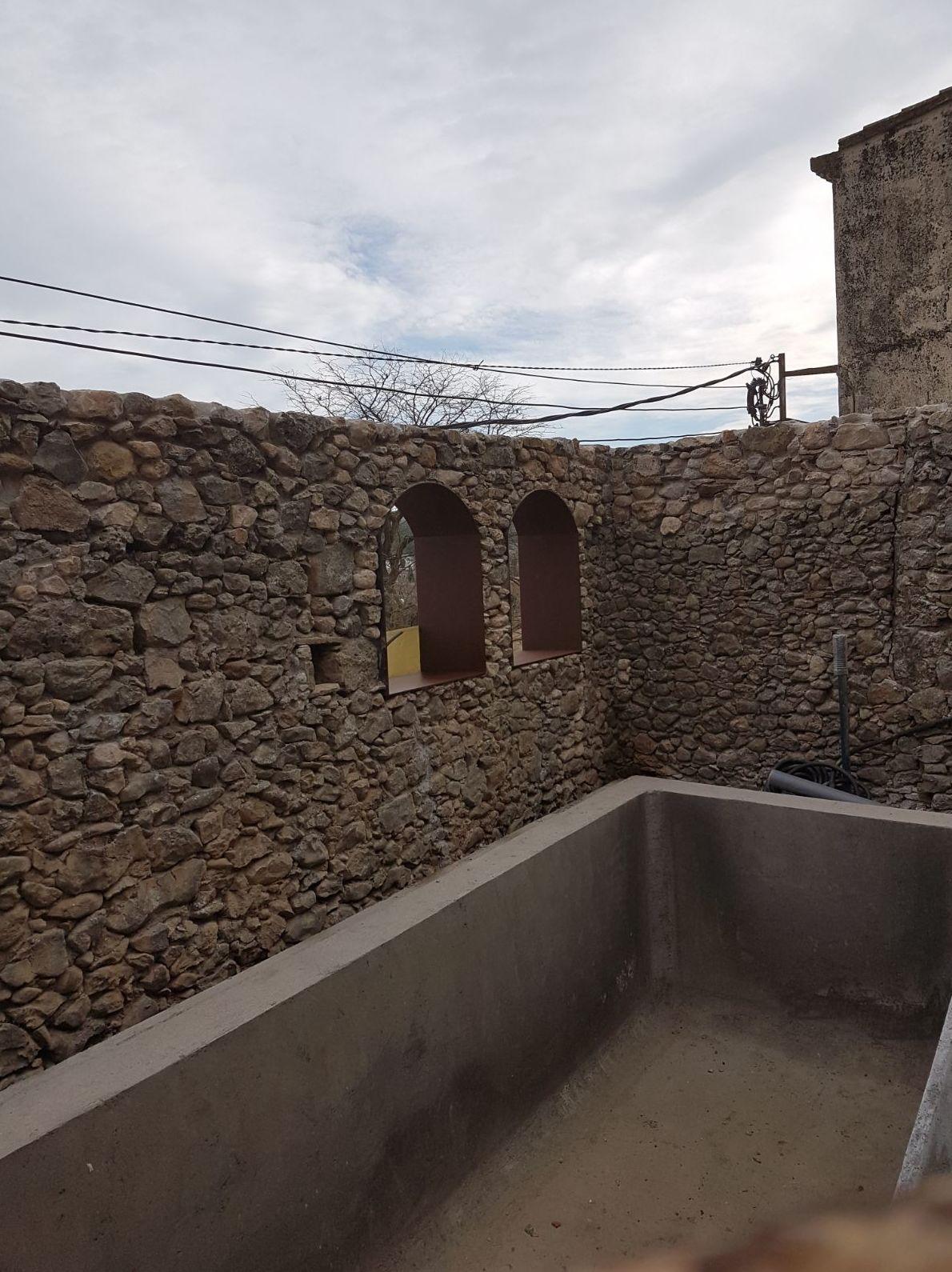 Restauración de masia