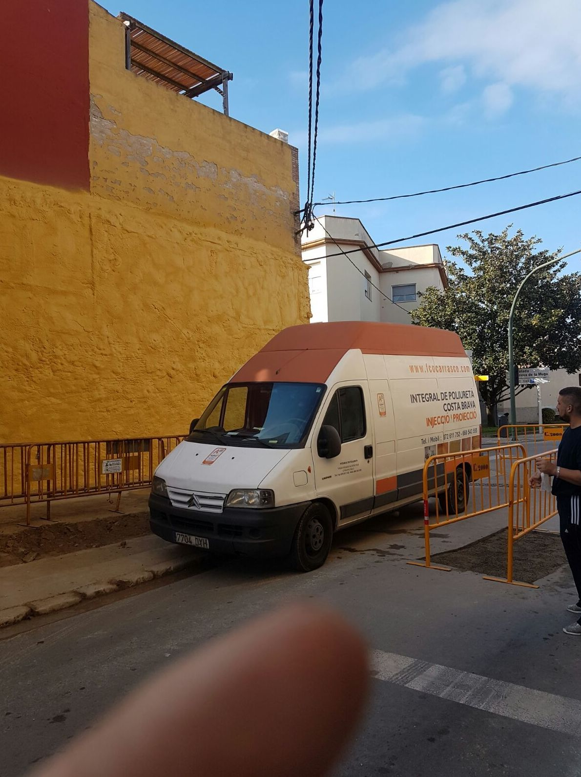 Poliuretano proyectado Girona