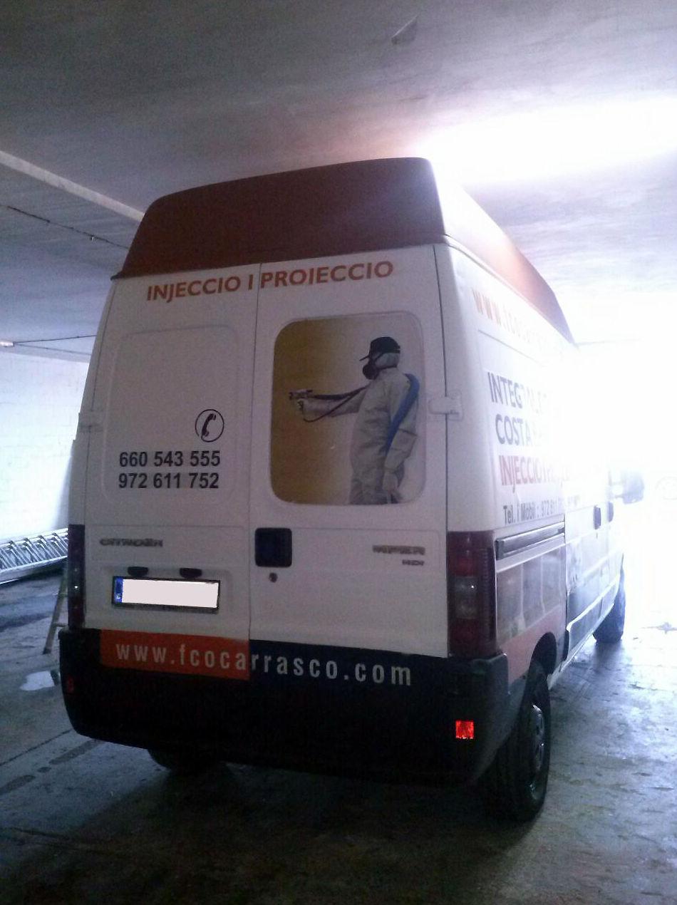 Aislamientos acústicos en Girona