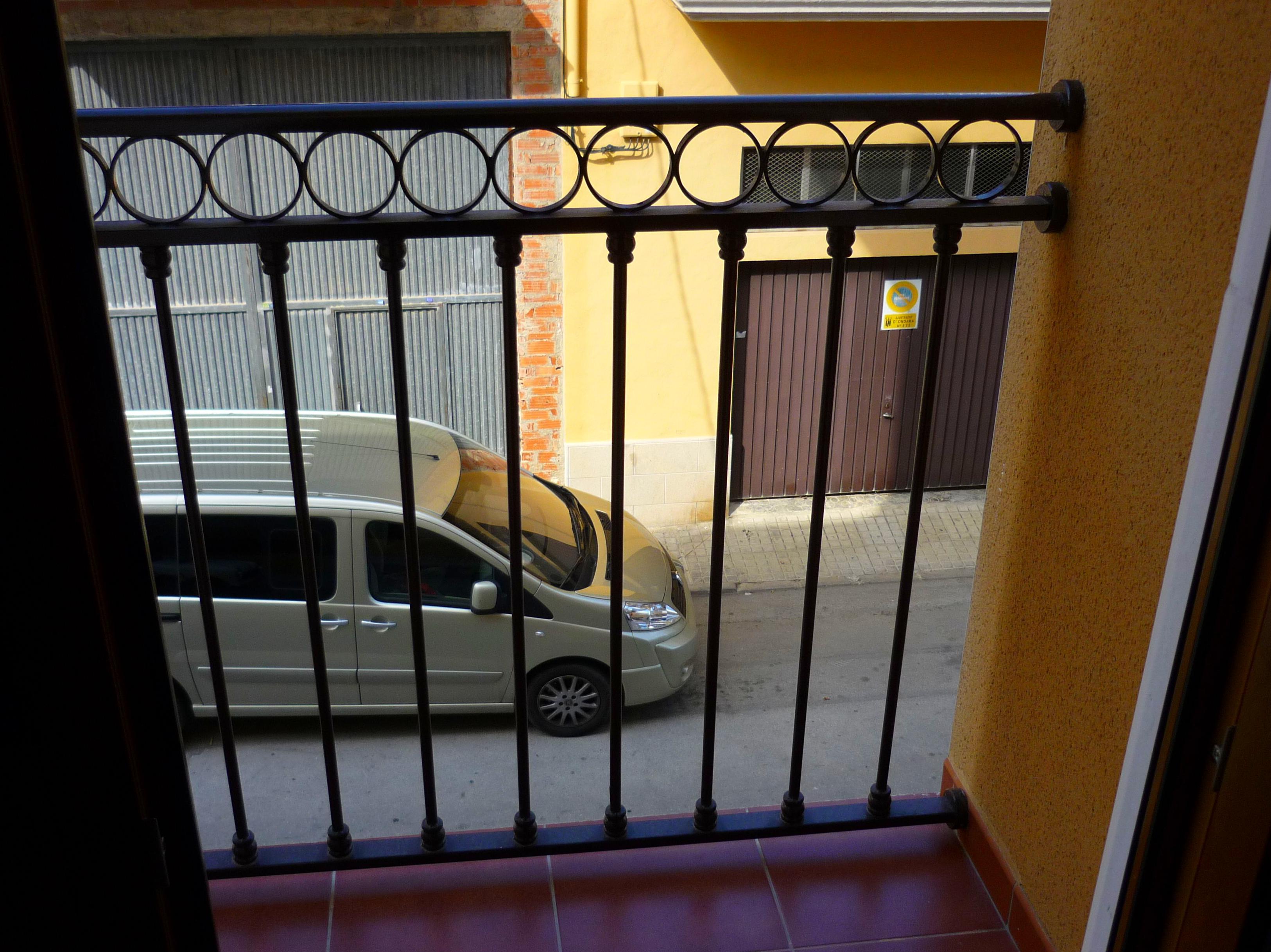 Balcon en calle de Ondara