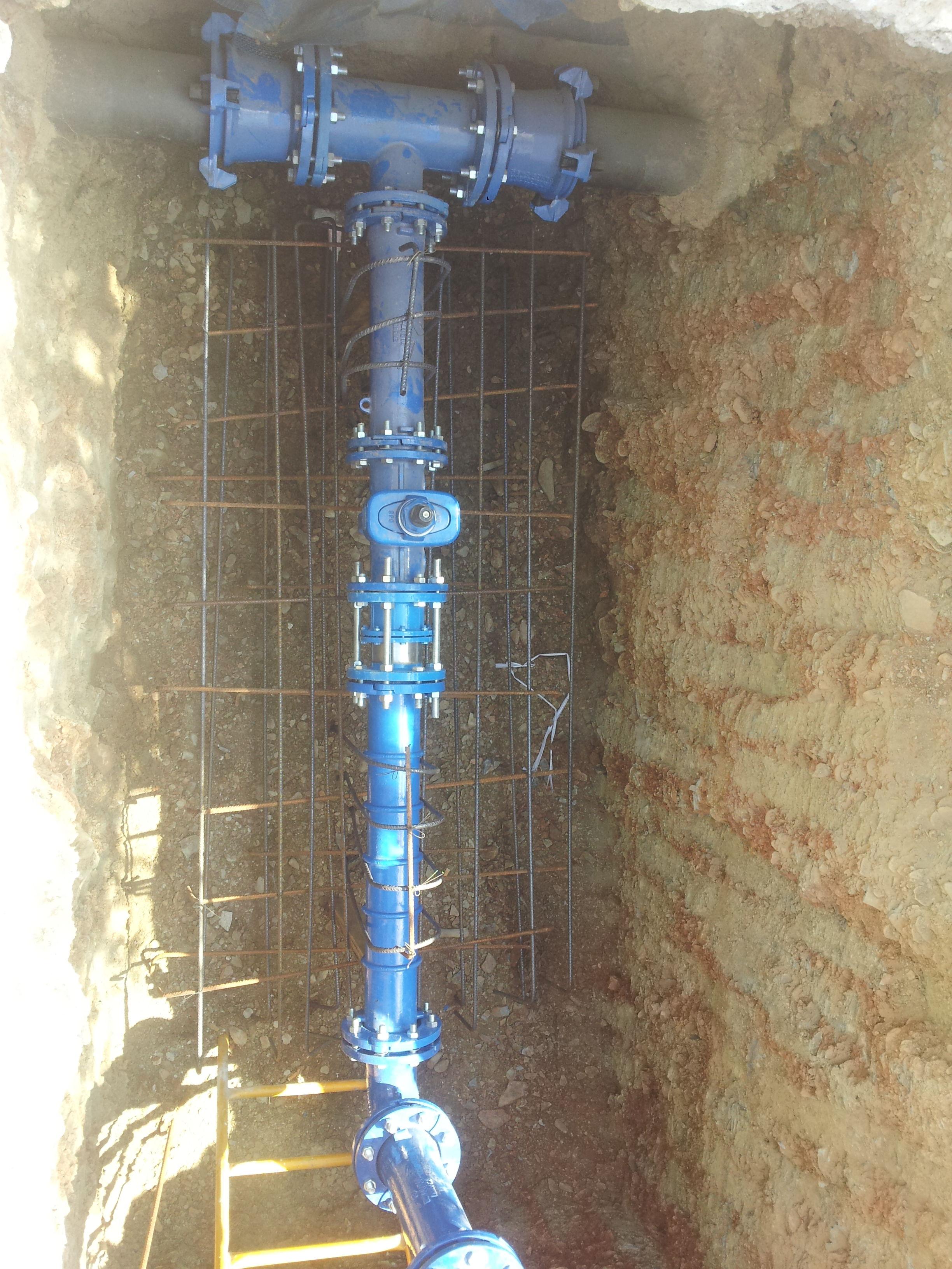 Foto 16 de Construcciones hidráulicas en Madrid | Trazansa (Trabajos y Canalizaciones, S.A.)